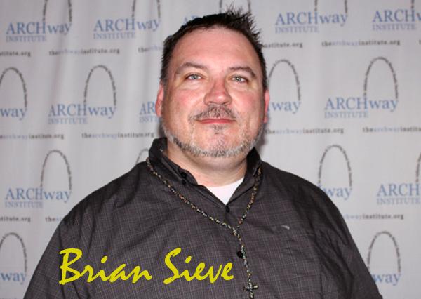 Brian Sieve, ARCHway Institute Hope Fund Sponsor