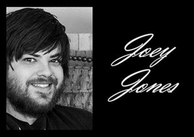 In Memory of Joey Jones