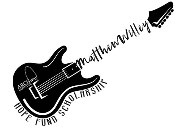 Matthew Willey, ARCHway Institute Hope Fund Sponsor