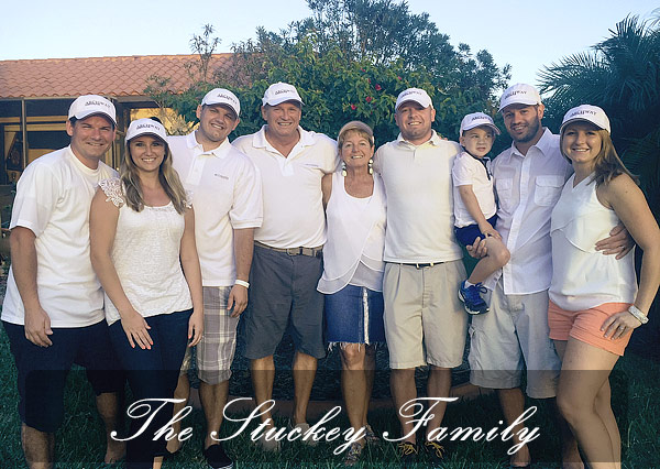 Stuckey Family