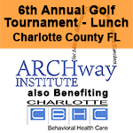 6th Annual Golf Tournament ARCHway Fundraiser