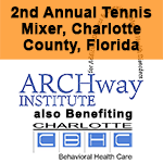 2nd Annual Charity Tennis Mixer, Charlotte County, FL