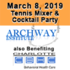 3/8 - Tennis Mixer and Cocktail Party