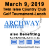 3/9 - Golf Tournament, Lunch And Silent Auction