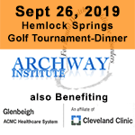 9/26 - Golf Tournament, Dinner and Silent Auction