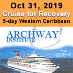 10/31 - 5-Day Western Caribbean 'Cruise For Recovery'