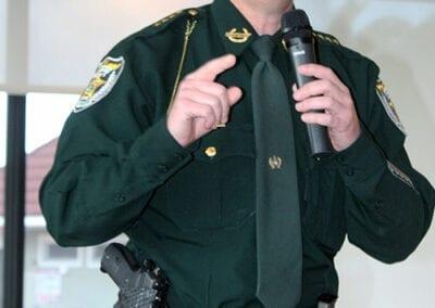 ARCHway Institute Punta Gorda fundraiser: Sheriff Prummel, Addiction Recovery Initiative