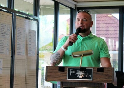 ARCHway Institute Punta Gorda fundraiser: John Stuckey, CEO