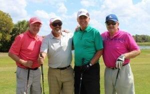 ARCHway Institute Punta Gorda fundraiser: golfers