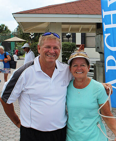 ARCHway Institute Punta Gorda fundraiser: Dan and Jan Stuckey
