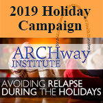 2019 Holiday Hope Campaign Reducing the Risk of Relapse During the Holidays