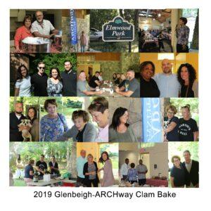 ARCHway-Glenbeigh Clam Bake
