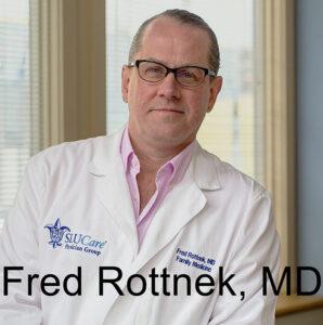 ARCHway Institute, Dr. Fred Rottnek, Hope Fund Sponsor