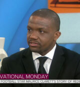 Maurice Clarett on the Today Show