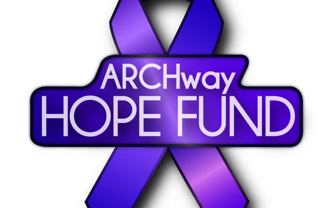 ARCHway HOPE Fund – ARCHway's Scholarship Program