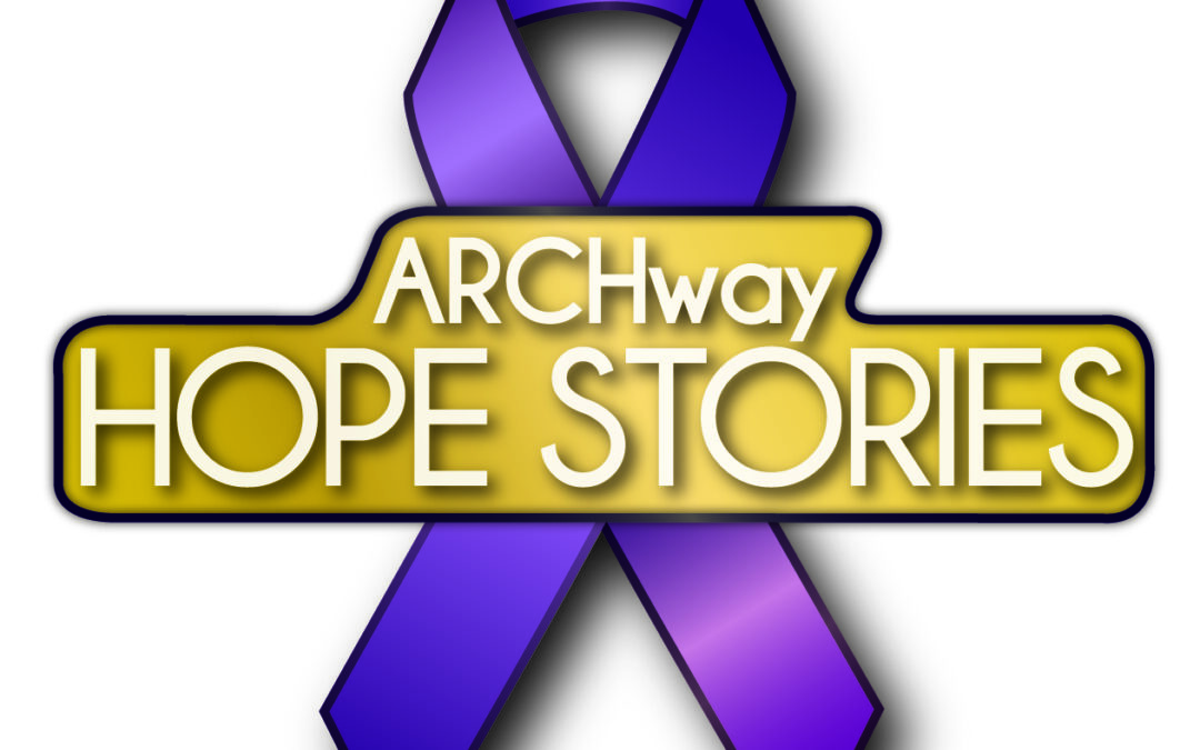 ARCHway Book of HOPE – A Book About A Community Supporting Recovery