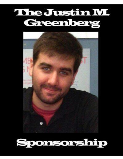 Justin M. Greenberg, ARCHway Institute Bronze Sponsor