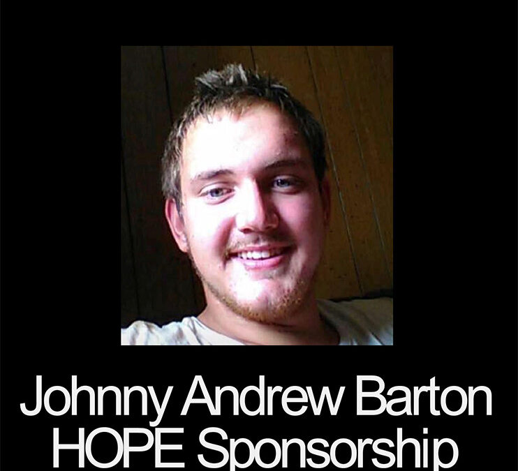 Johnny Andrew Barton
