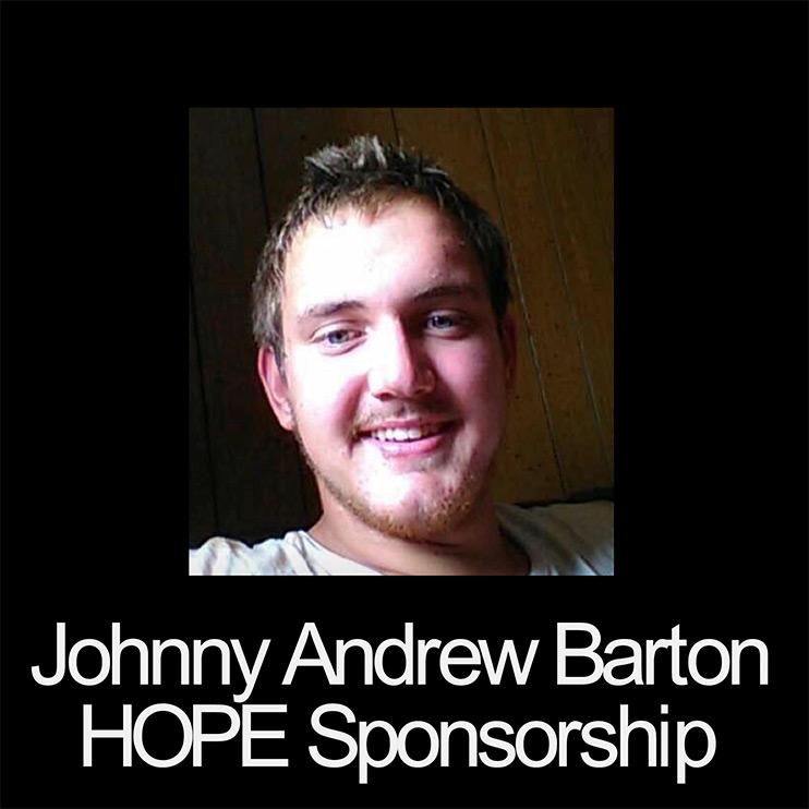 Johnny Andrew Barton, ARCHway Hope Fund Sponsorship Fund