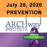 ARCHway-Prevention-Zoom-event