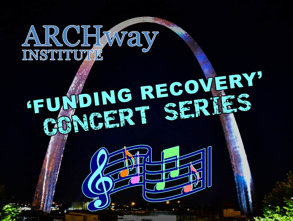 ARCHway's Funding Recovery Concert Series logo