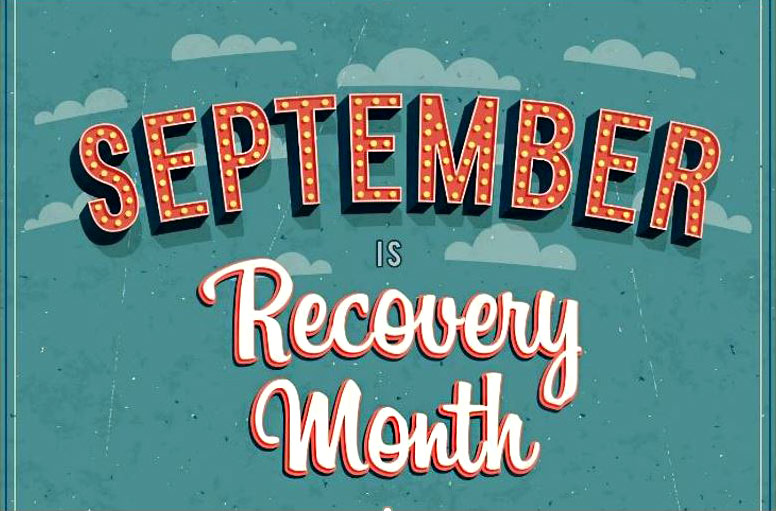 September Recovery Month Scholarships Awarded