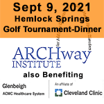 2021 Geneva, Ohio Golf Tournament, September 9