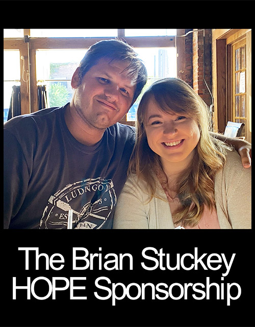 The Brian Stuckey family Legacy Fund sponsorship