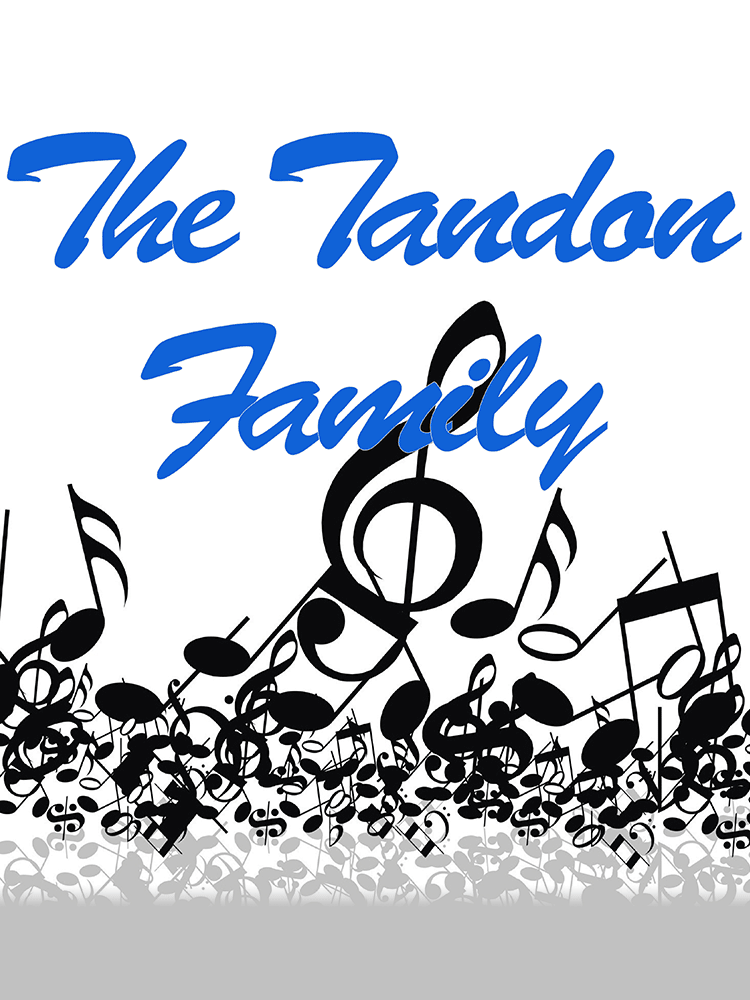 ARCHway Concert Series sponsor, The Tandon Family