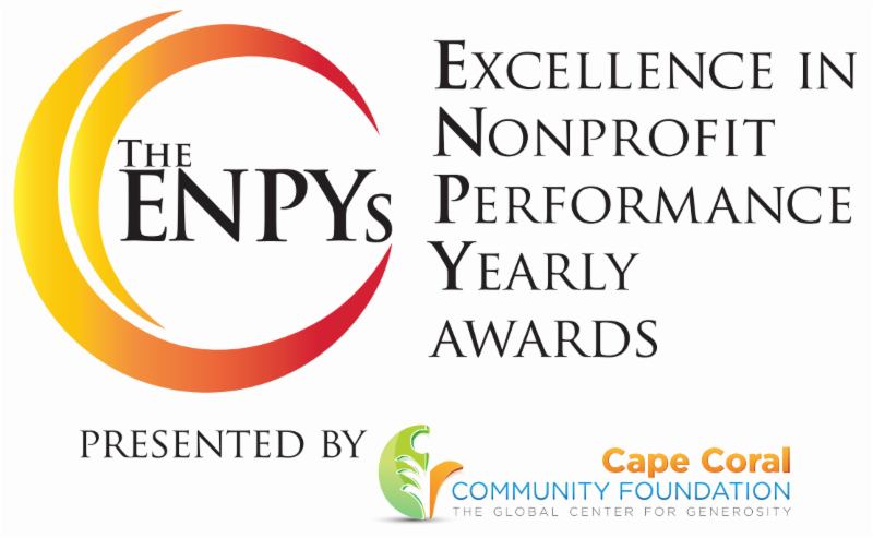 ENPYs logo, Cape Coral Community Foundation
