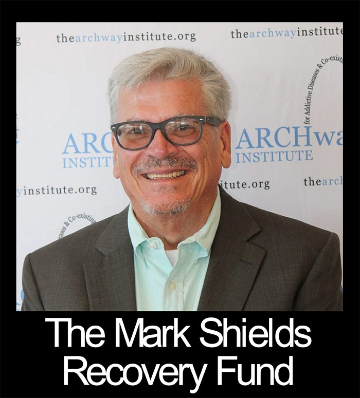 Mark Shields Recovery Fund picture