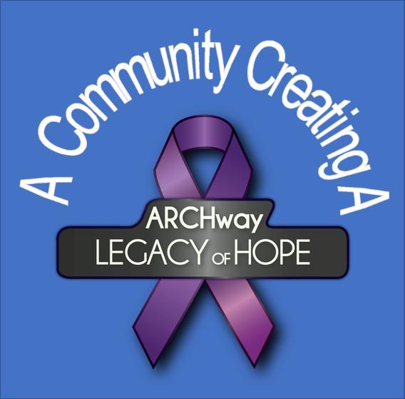 A Community Creating a Legacy of HOPE, logo