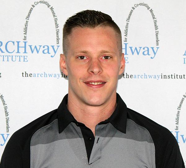 Colton Baker, ARCHway Board member, PEER specialist