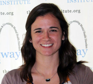 Emily Jung, ARCHway Board member, PEER specialist