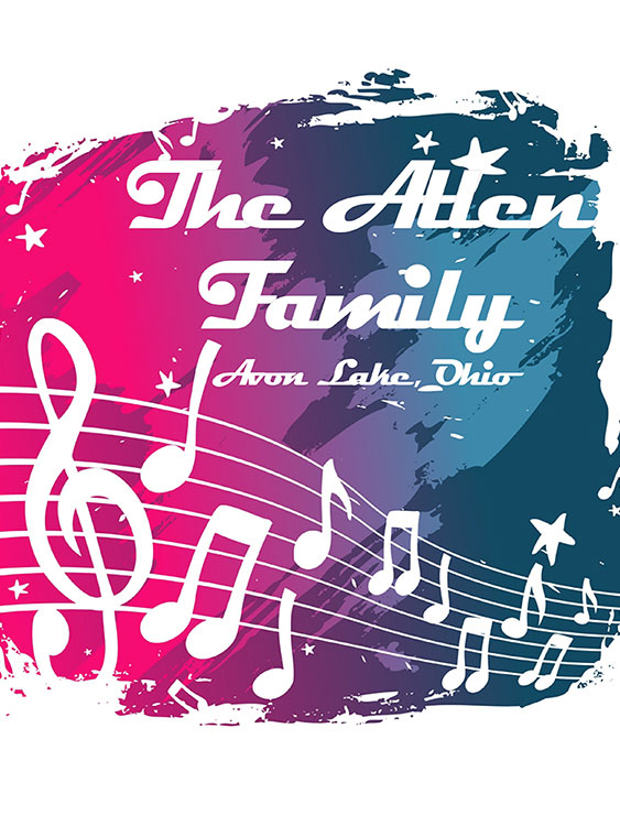 The Allen Family sponsors the ARCHway Virtual Concert Series