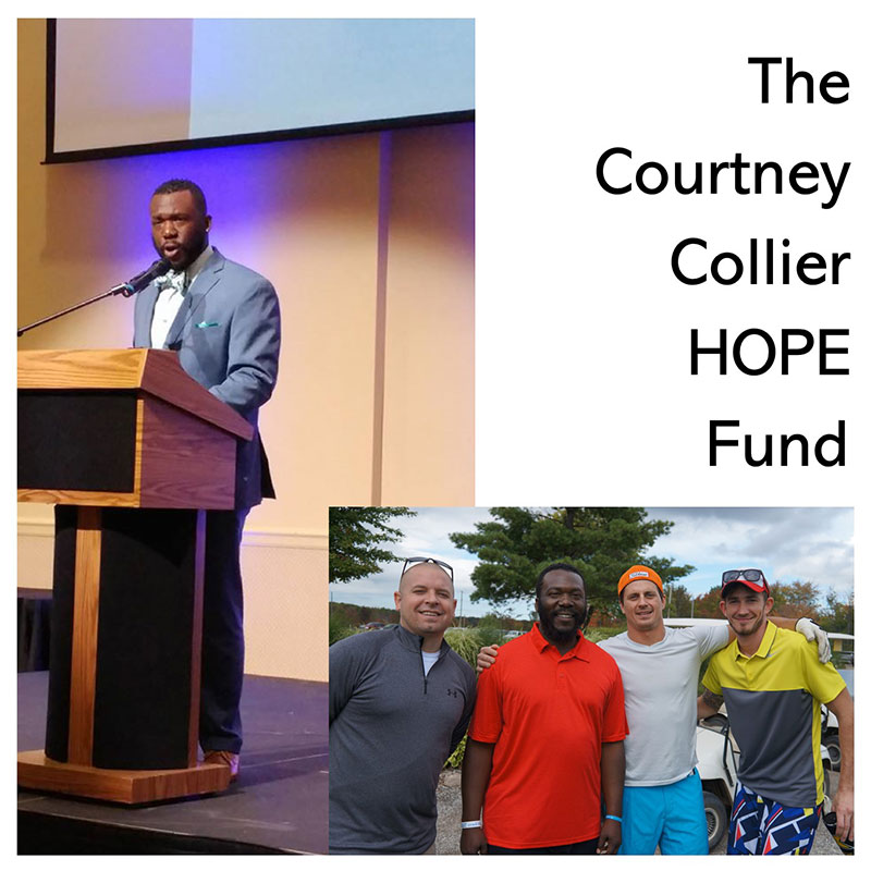 Courtney Collier HOPE Fund Sponsorship