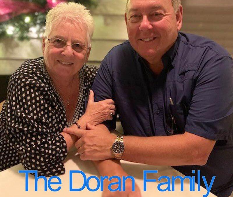 Mark & Gretchen Doran