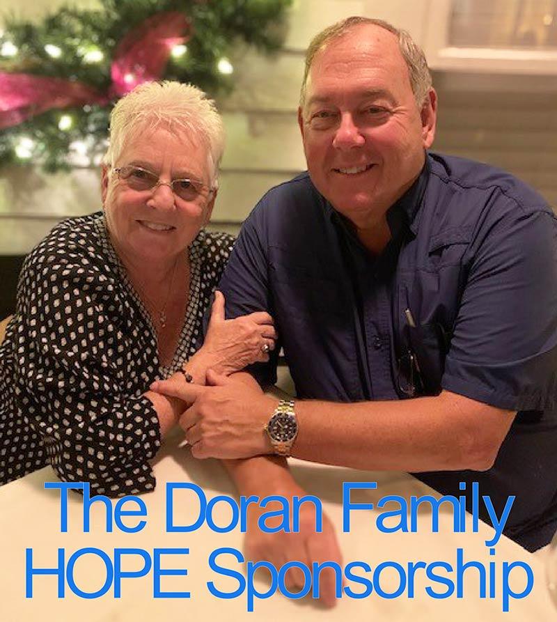 Dorn Family, ARCHway HOPE Sponsor