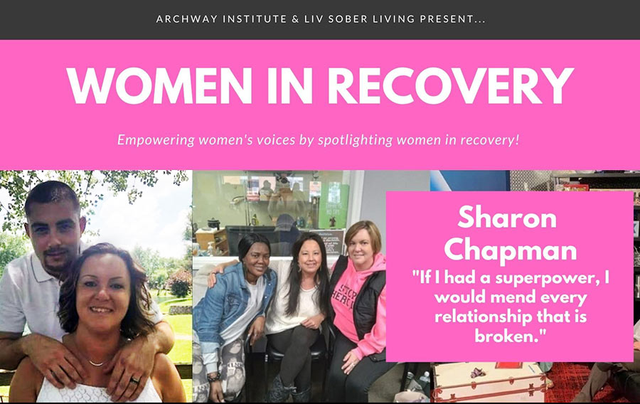 Sharon's Recovery Story for ARCHway