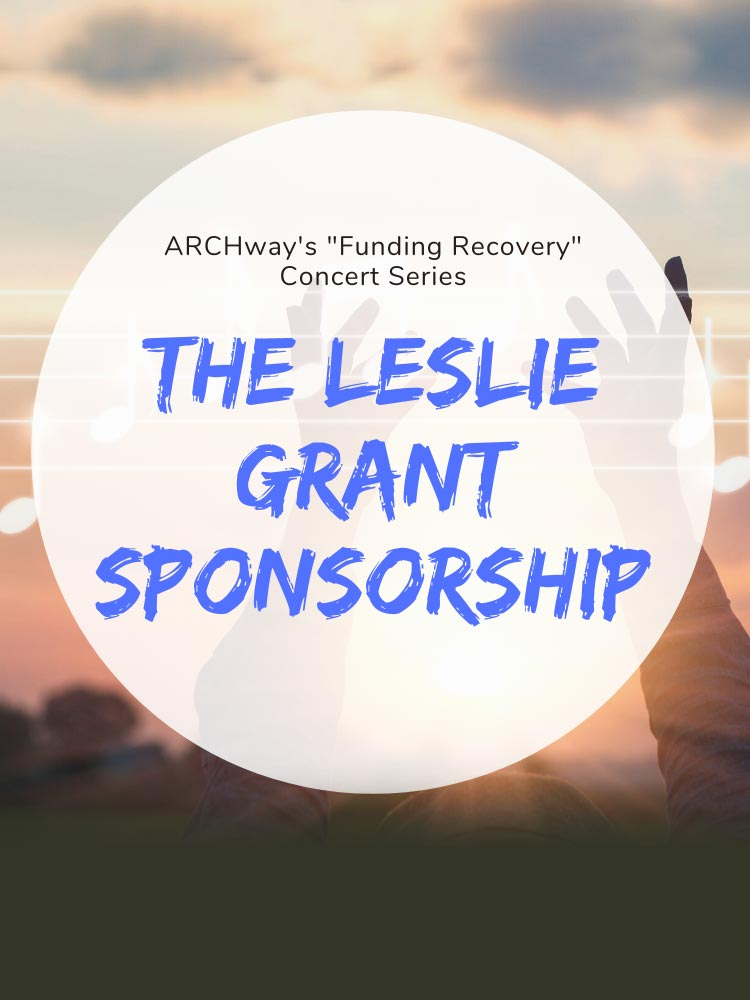 Leslie Grant Sponsors the ARCHway Concert Series