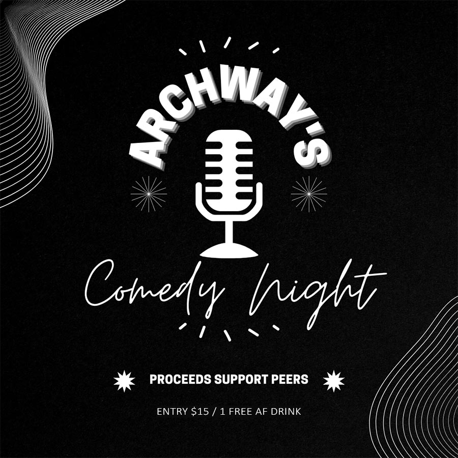 ARCHway's 1st STL Comedy Night!