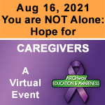 Aug 16, 2021 Virtual Education & Awareness Event