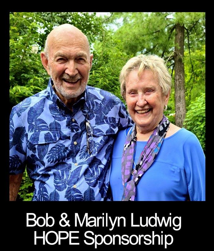 Bob & Marilyn Ludwig ARCHway HOPE Fund Sponsors