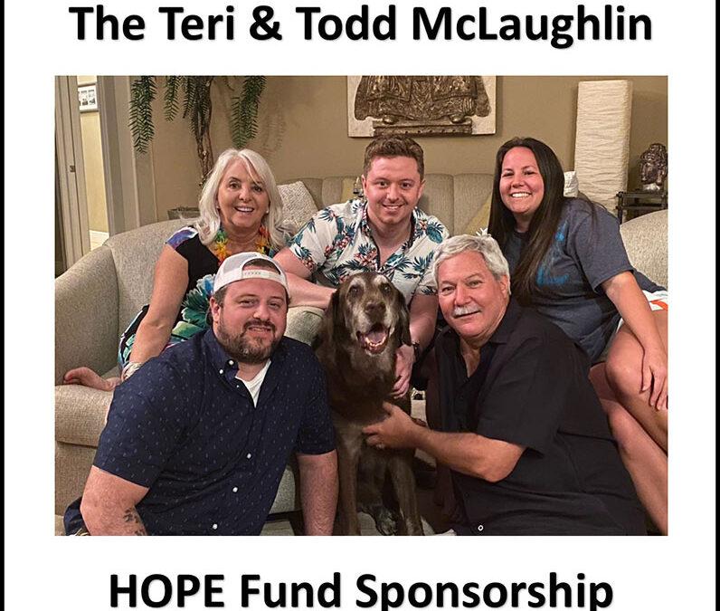 Teri & Todd McLaughlin