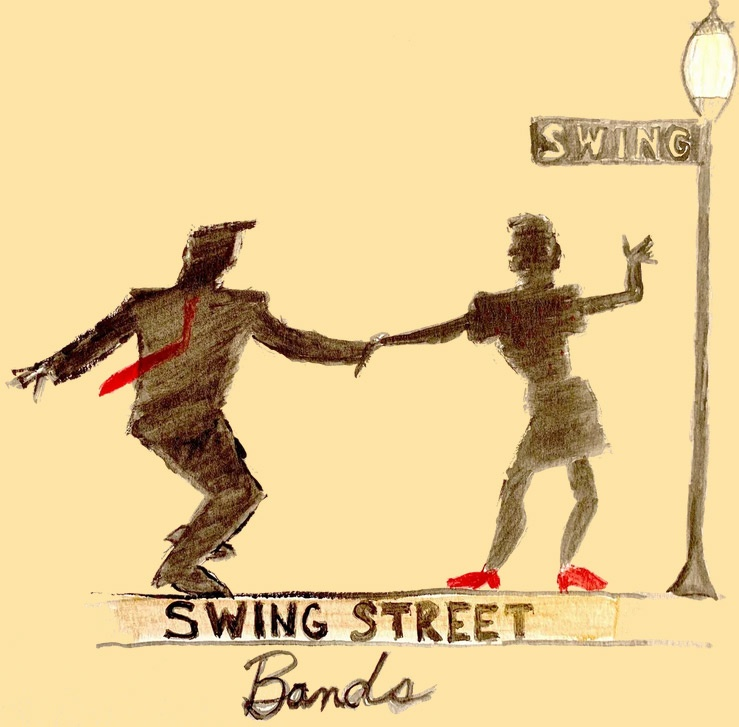 ARCHway Swing Band Dance event